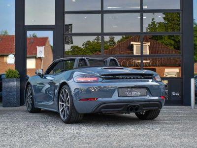 Porsche Boxster 718 2.0 TURBO - NAVI - BLUETOOTH - FULL LEDER - <small></small> 57.950 € <small>TTC</small> - #6