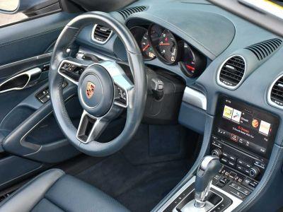 Porsche Boxster 718 2.0 TURBO - NAVI - BLUETOOTH - FULL LEDER - <small></small> 57.950 € <small>TTC</small> - #13
