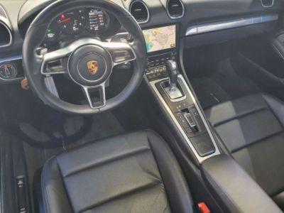 Porsche Boxster 718 cabriolet PDK - <small></small> 64.900 € <small>TTC</small> - #4