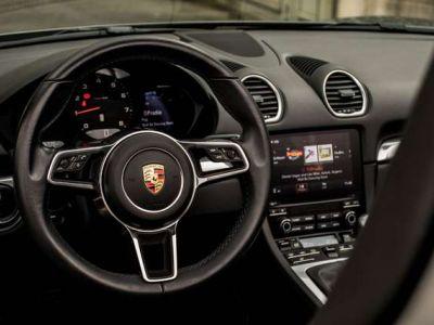 Porsche Boxster 718 MANUAL - TURBO SEATS - ONLY 6800KM - <small></small> 59.950 € <small>TTC</small> - #9
