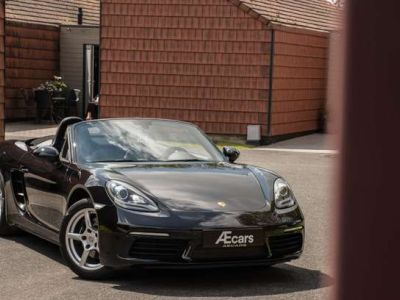 Porsche Boxster 718 PDK - BELGIAN CAR - 1 OWNER - <small></small> 59.950 € <small>TTC</small> - #2