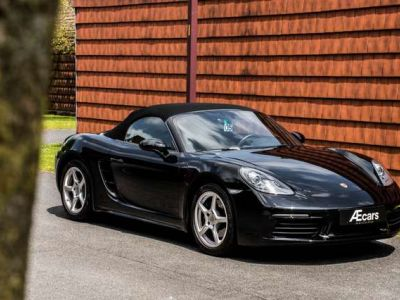 Porsche Boxster 718 PDK - BELGIAN CAR - 1 OWNER - <small></small> 59.950 € <small>TTC</small> - #4