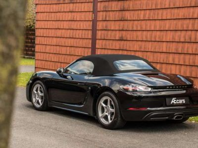 Porsche Boxster 718 PDK - BELGIAN CAR - 1 OWNER - <small></small> 59.950 € <small>TTC</small> - #5