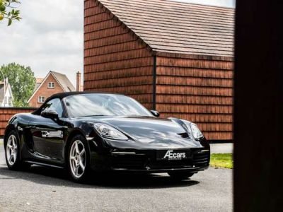 Porsche Boxster 718 PDK - BELGIAN CAR - 1 OWNER - <small></small> 59.950 € <small>TTC</small> - #6