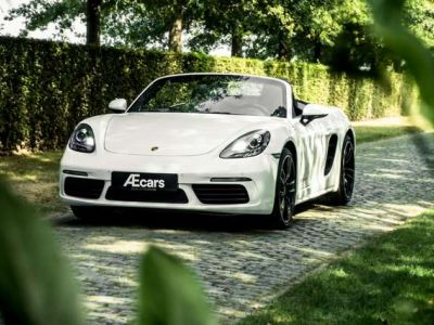Porsche Boxster 718 - PDK - BELGIAN CAR - SPORT EXHAUST - <small></small> 57.950 € <small>TTC</small> - #6