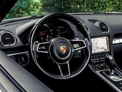 Porsche Boxster 718 - PDK - BELGIAN CAR - SPORT EXHAUST - <small></small> 57.950 € <small>TTC</small> - #10