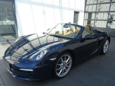Porsche Boxster (981) 3.4 315CH S PDK - <small></small> 48.900 € <small>TTC</small>