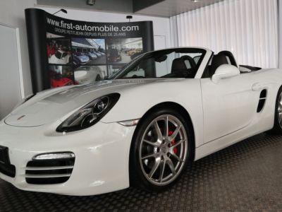 Porsche Boxster (981) 3.4 315CH S PDK - <small></small> 54.500 € <small>TTC</small>