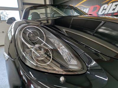 Porsche Boxster 981 Black Edition, 1ère main, France - <small></small> 59.990 € <small>TTC</small>