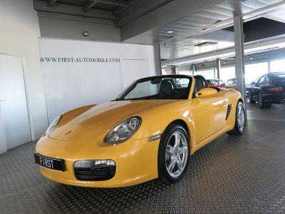 Porsche Boxster (987) 2.7 239CV BVM5 - <small></small> 26.900 € <small>TTC</small>