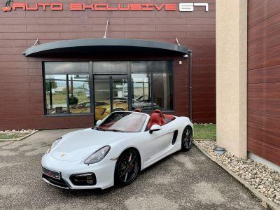 Porsche Boxster GTS PDK FULL OPTIONS - <small></small> 64.990 € <small>TTC</small>