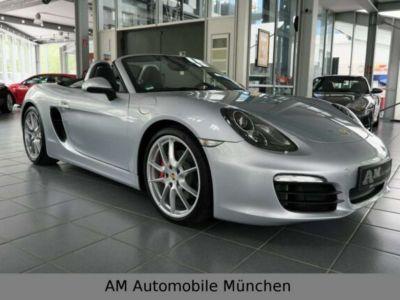 Porsche Boxster Porsche Boxster S PDK Sportabgas Vollleder PASM / GARANTIE 12 MOIS  - <small></small> 61.400 € <small>TTC</small> - #1