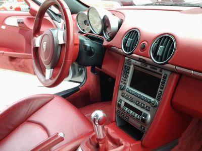 Porsche Boxster RS SPYDER 303 CV - <small></small> 41.987 € <small>TTC</small>