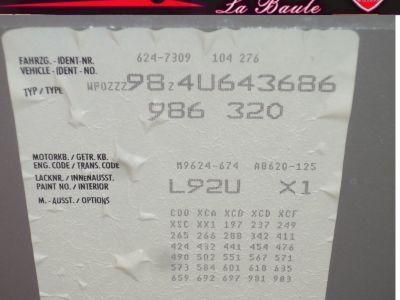 Porsche Boxster s 3.2l bva tiptr sport - <small></small> 24.800 € <small>TTC</small> - #8