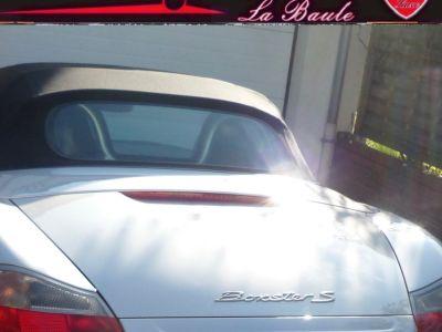 Porsche Boxster s 3.2l bva tiptr sport - <small></small> 24.800 € <small>TTC</small> - #15