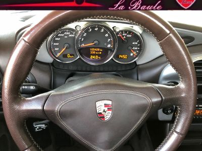 Porsche Boxster s spider 550 3.2i 266 numeroter - <small></small> 32.500 € <small>TTC</small> - #7