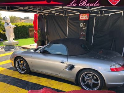 Porsche Boxster s spider 550 3.2i 266 numeroter - <small></small> 32.500 € <small>TTC</small> - #19
