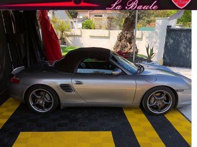 Porsche Boxster s spider 550 3.2i 266 numeroter - <small></small> 32.500 € <small>TTC</small> - #21