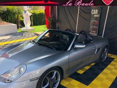 Porsche Boxster s spider 550 3.2i 266 numeroter - <small></small> 32.500 € <small>TTC</small> - #22