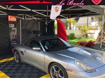 Porsche Boxster s spider 550 3.2i 266 numeroter - <small></small> 32.500 € <small>TTC</small> - #23