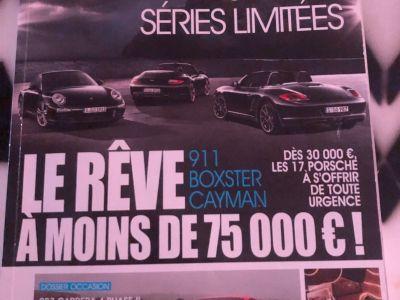 Porsche Boxster s spider 550 3.2i 266 numeroter - <small></small> 32.500 € <small>TTC</small> - #29