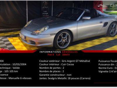 Porsche Boxster s spider 550 3.2i 266 numeroter - <small></small> 32.500 € <small>TTC</small> - #31