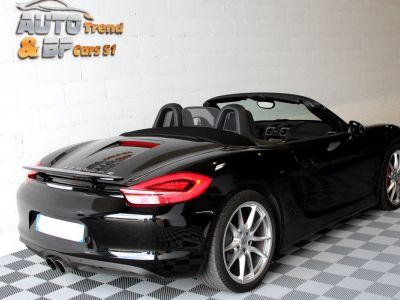 Porsche Boxster s type 981 3.4 315 chv pse et psam - <small></small> 51.900 € <small>TTC</small> - #4
