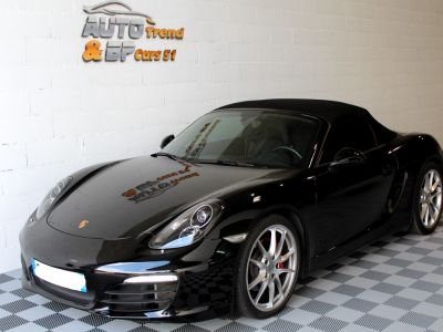 Porsche Boxster s type 981 3.4 315 chv pse et psam - <small></small> 51.900 € <small>TTC</small> - #6