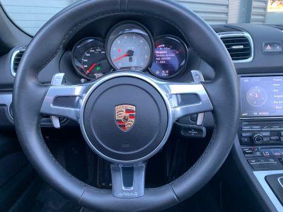 Porsche Boxster s type 981 3.4 315 chv pse et psam - <small></small> 51.900 € <small>TTC</small> - #11