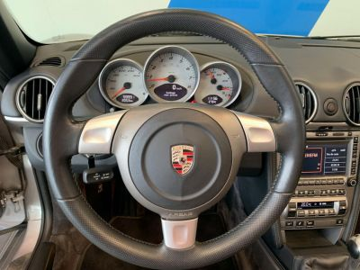 Porsche Boxster Spyder 3.4i S 303ch RS 60 - <small></small> 39.990 € <small>TTC</small>