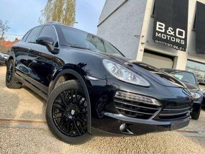 Porsche Cayenne 3.0 TDI TIPTRONIC S ,NAVI,Black Edition,Garantie - <small></small> 27.995 € <small>TTC</small> - #1
