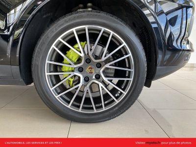 Porsche Cayenne 3.0 V6 462CH E-HYBRID EURO6D-T-EVAP-ISC - <small></small> 112.700 € <small>TTC</small> - #7