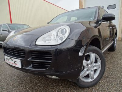 Porsche Cayenne 3.2L V6 250PS Tipt/Jantes 18  TOE  PDC  Bixénon  Ord - <small></small> 15.890 € <small>TTC</small> - #1