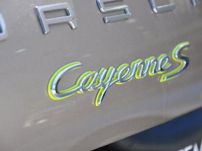 Porsche Cayenne Porsche Cayenne 3.0 V6 416 Ch S E-Hybrid Tiptronic - <small>A partir de </small>790 EUR <small>/ mois</small> - #30