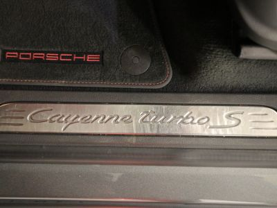 Porsche Cayenne Turbo S - <small></small> 44.900 € <small>TTC</small> - #38