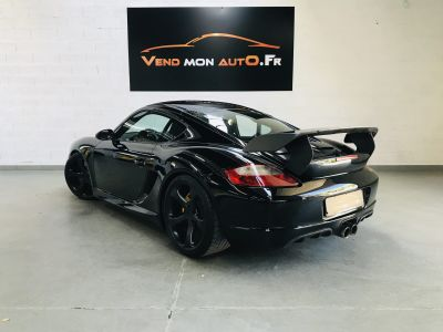 Porsche Cayman  3.8 TECHART 385 - <small></small> 65.990 € <small>TTC</small>