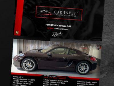 Porsche Cayman 2.7 - <small></small> 50.000 € <small>TTC</small> - #1