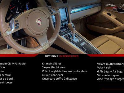 Porsche Cayman 2.7 - <small></small> 50.000 € <small>TTC</small> - #6