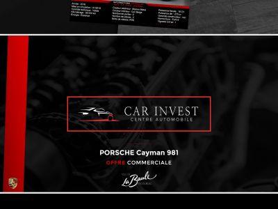 Porsche Cayman 2.7 - <small></small> 50.000 € <small>TTC</small> - #9