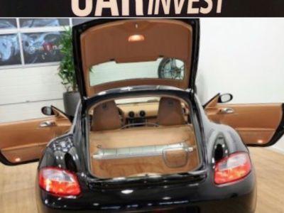 Porsche Cayman 2.7 245ch boite meca - <small></small> 31.490 € <small>TTC</small> - #2