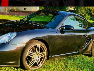 Porsche Cayman 2.7i edition black chassie sport - <small></small> 32.900 € <small>TTC</small> - #1