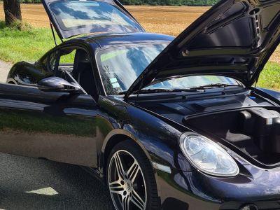 Porsche Cayman 2.7i edition black chassie sport - <small></small> 32.900 € <small>TTC</small> - #15