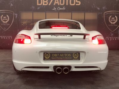 Porsche Cayman 3.4 S Sport Edition 303 CH - <small></small> 44.990 € <small>TTC</small>