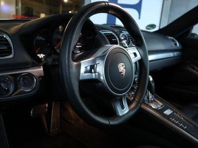 Porsche Cayman (981) 2.7 275CH PDK - <small></small> 46.000 € <small>TTC</small>