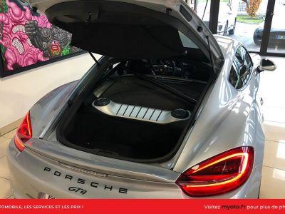 Porsche Cayman (981) 3.8 385CH GT4 - <small></small> 88.850 € <small>TTC</small>