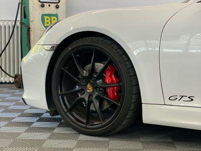 Porsche Cayman 981 GTS Blanc - <small></small> 69.900 € <small>TTC</small>