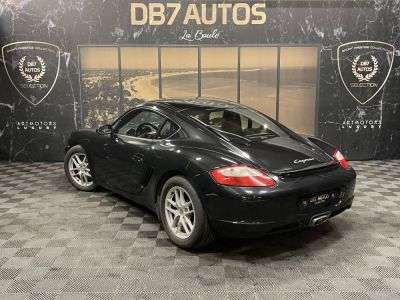 Porsche Cayman 987 2.7 245 ch BVM - <small></small> 27.780 € <small>TTC</small> - #4