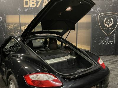 Porsche Cayman 987 2.7 245 ch BVM - <small></small> 27.780 € <small>TTC</small> - #6