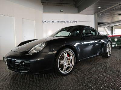 Porsche Cayman (987) 3.4 S - <small></small> 29.900 € <small>TTC</small>