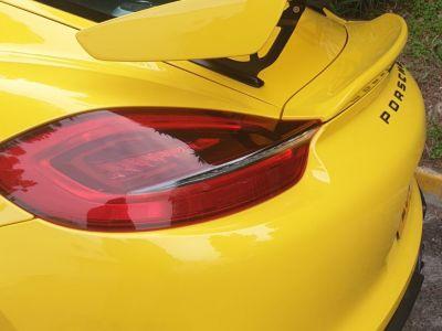 Porsche Cayman GT4 - <small></small> 93.000 € <small>TTC</small>
